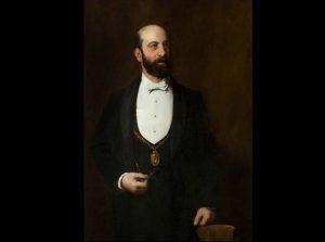 Otto Jaffe - Belfast's First Lord Mayor