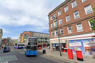 High Street Belfast