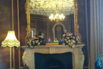 Brownlow House interior