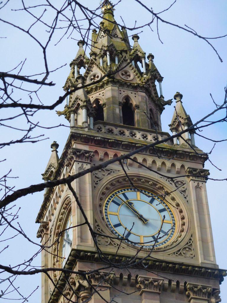 Albert Clock Belfast, The Clock Tower