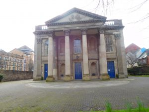 St George's Church, Front view