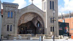 Our Lady of Lourdes Grotto, Belfast - Chapel Lane