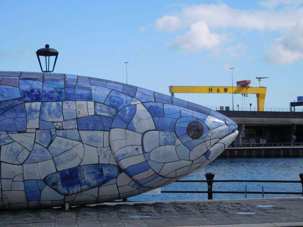 Big Fish, Big Crane