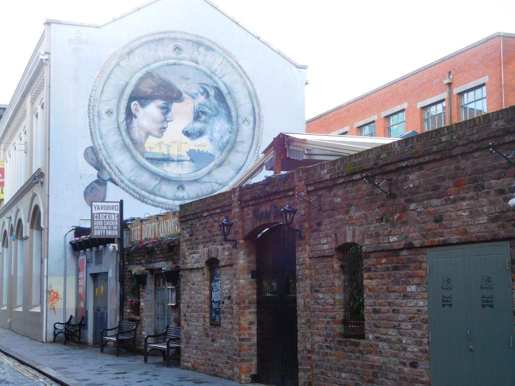 The Dirty Onion Bar - Street View