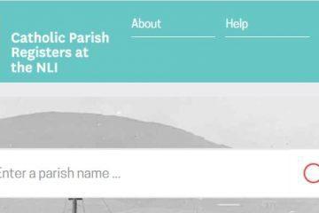 National Libraries Ireland Catholic Parish Website