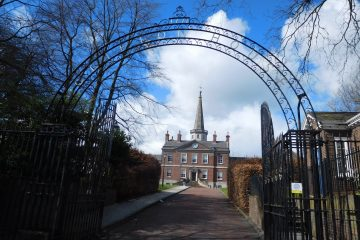 Clifton House Entrance Gate