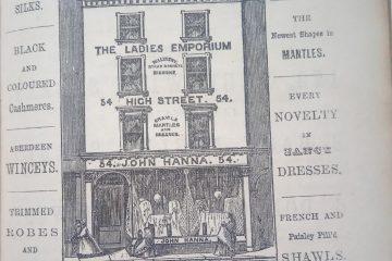 Advertisement - The Ladies Emporium