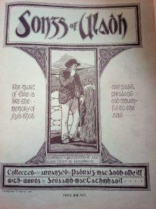 Songs of Uladh, Francis Joseph Bigger