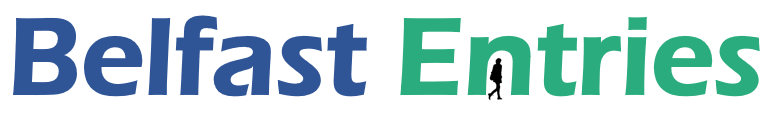 Belfast Entries Logo