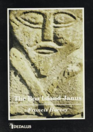 Boa Island Janus by Francis Harvey