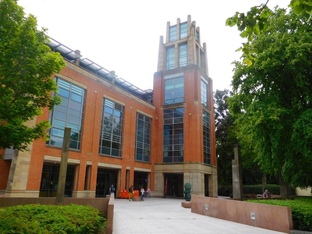 McClay Library at Queen's University