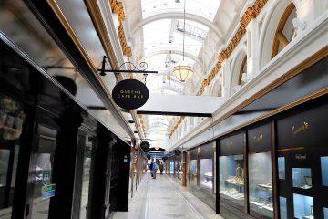 Queen's Arcade Interior