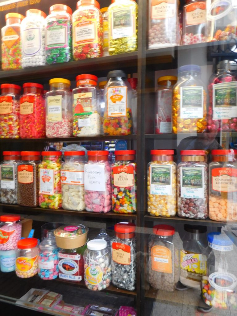 Choose your sweets