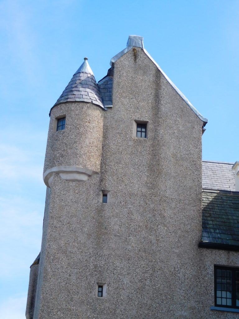 The old castle