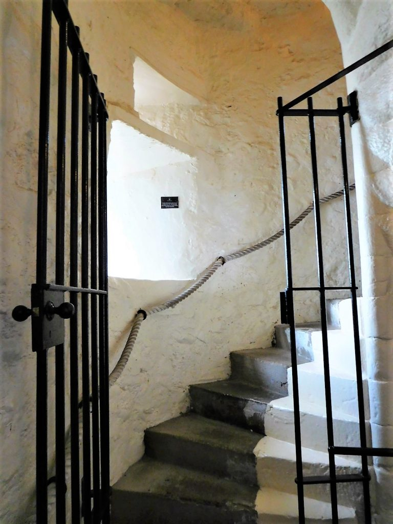 Stairway to the Ghost Room