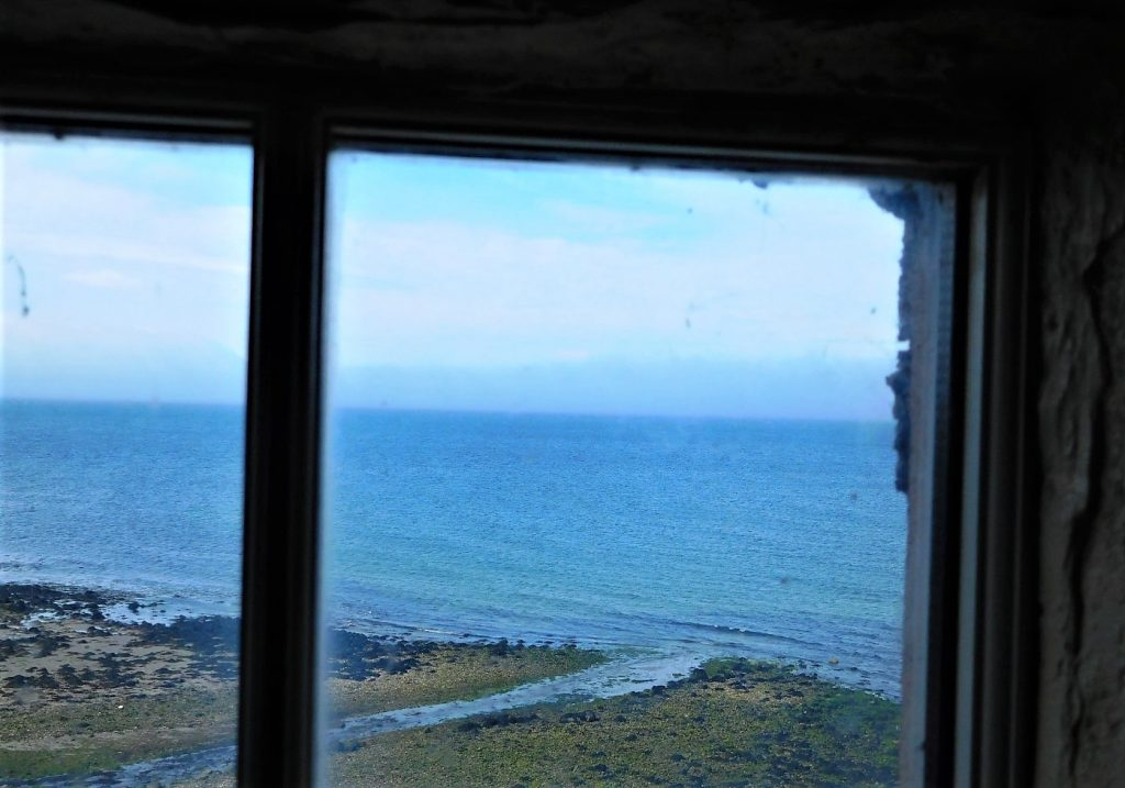 View from Ghost Room window