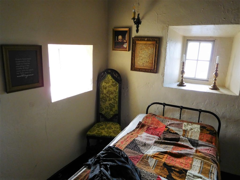 Ghost Room accommodation