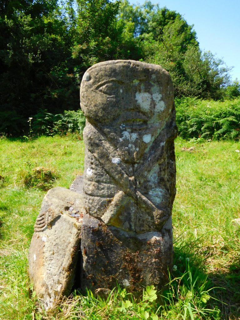 Badha statue