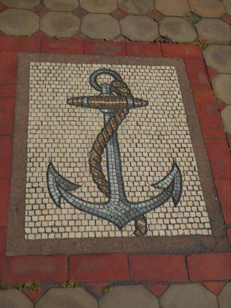 Mosaic Anchor