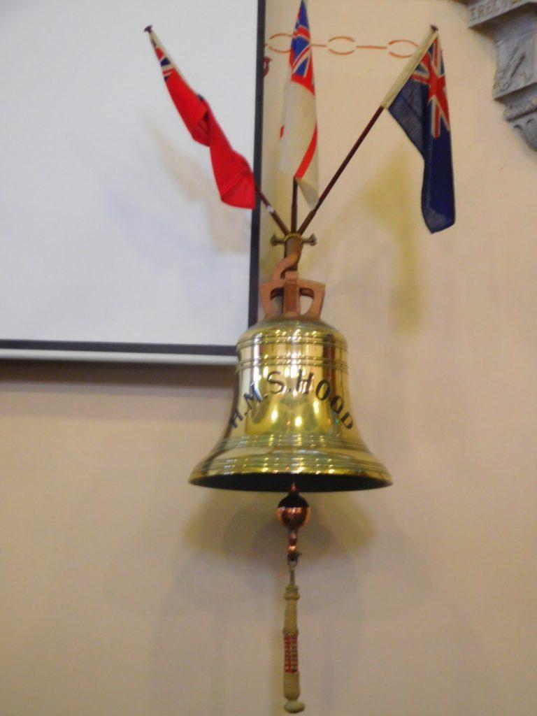 HMS Hood Bell