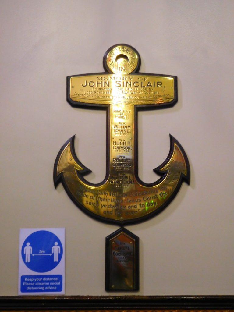 John Sinclair Anchor