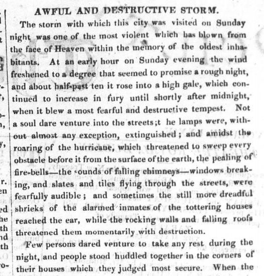 Freeman's Jounal 8 Jan 1839