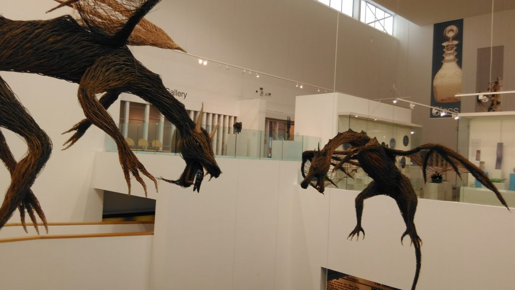 Ulster Museum Dragons