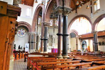 Saint Patrick's Church - interior view