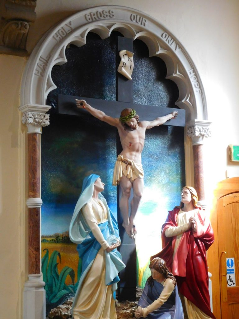 Saint Patrick's Church - The Holy Cross