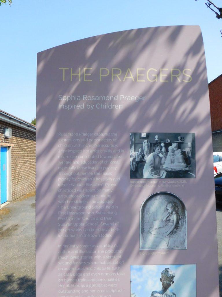The Praeger trail