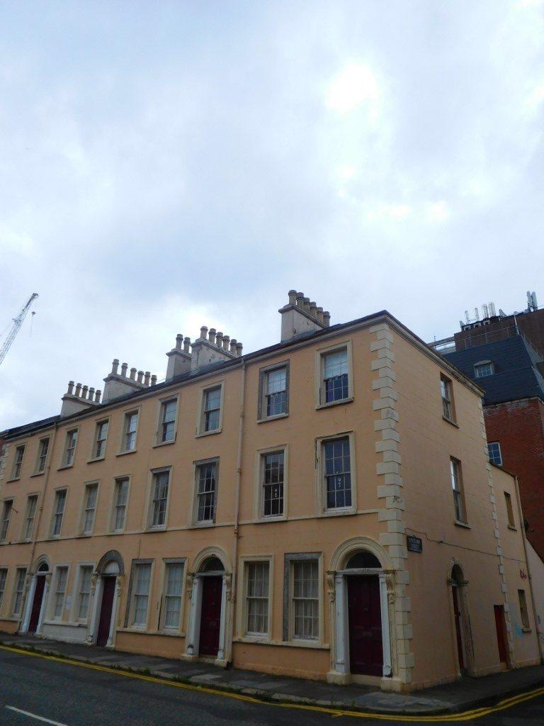 Joy Street Houses