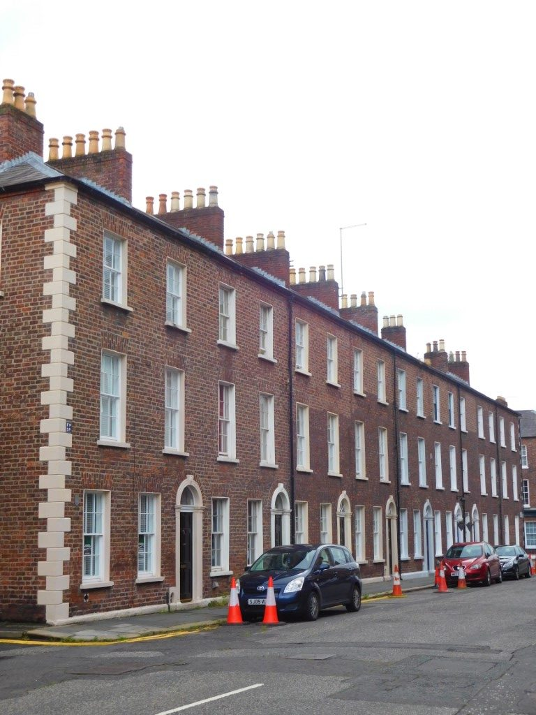 Joy Street Edwardian houses