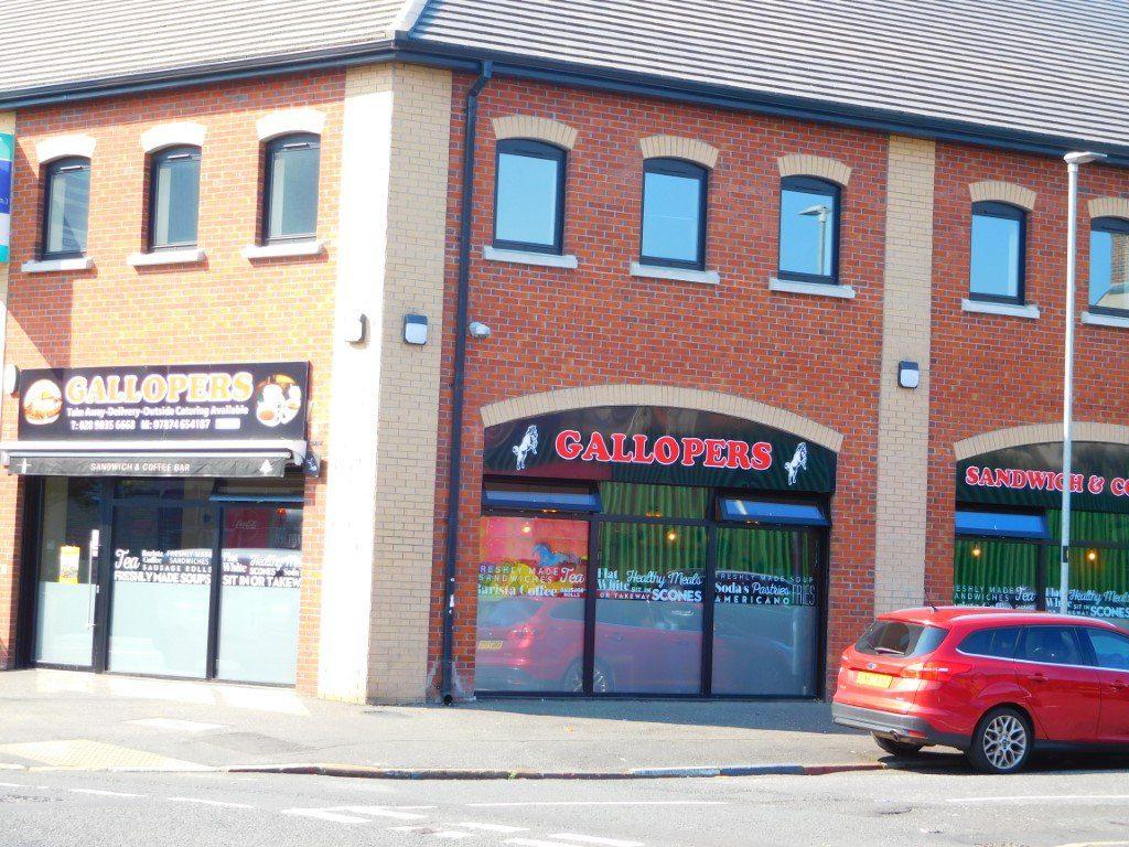 Galloper - Gone but not forgotten