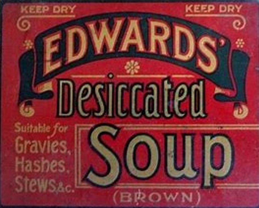Edwards Desicatted Soup Tin