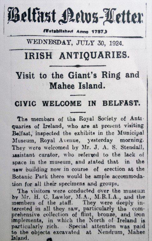 Giants Ring in Newsletter July 30 1924