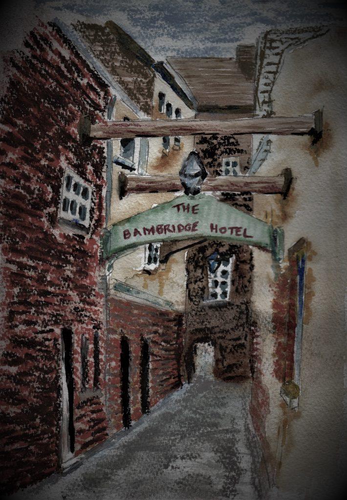 Sugarhouse Entry - The Bambridge Hotel