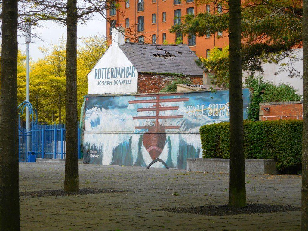 Rotterdam Bar - derelict