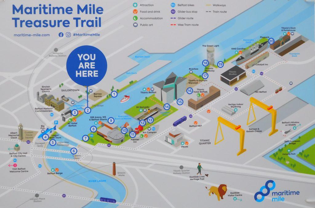 Maritime Mile Trail