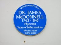 James McDonnell Plaque