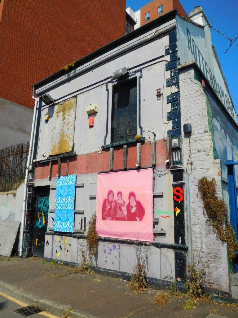 Rotterdam Bar - awaiting demolition/ redevelopment