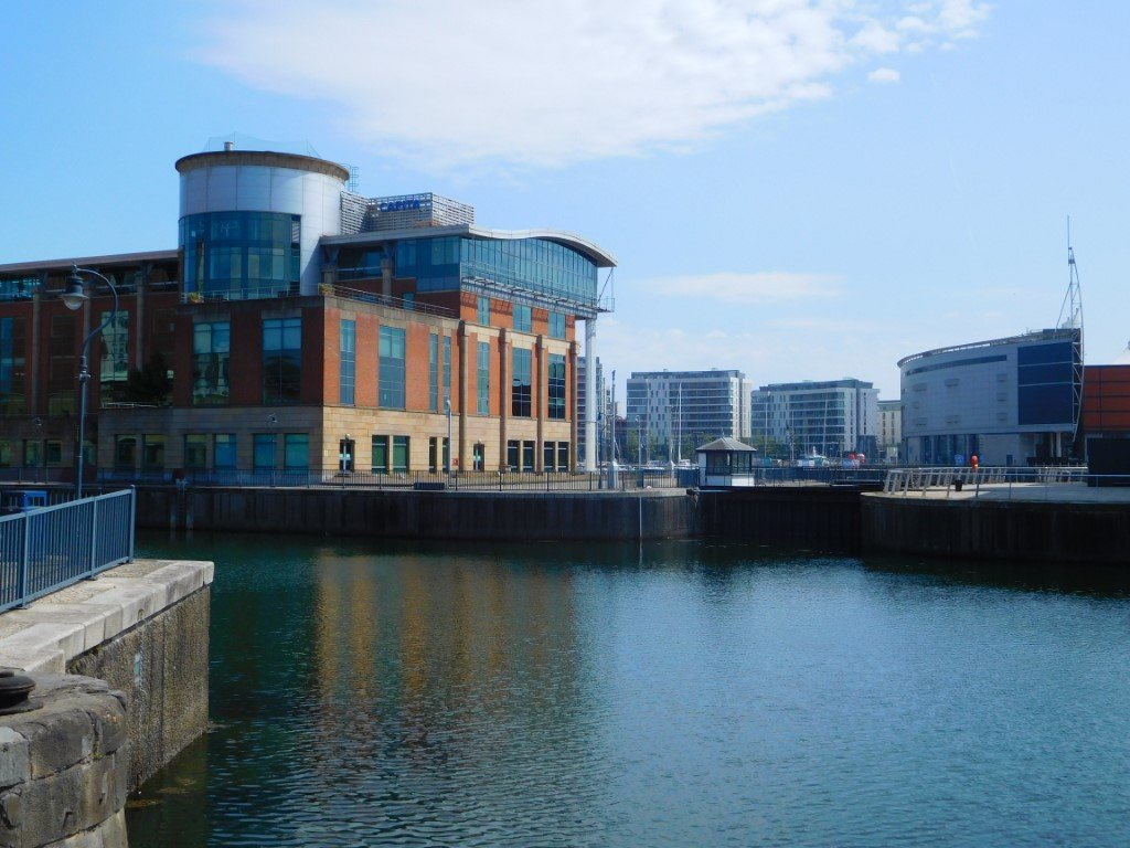 Clarendon Dock Offices