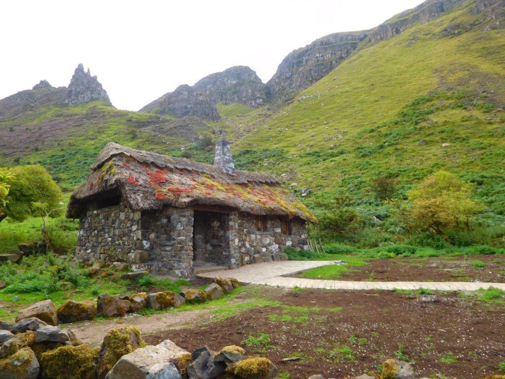 Galboly cottage view