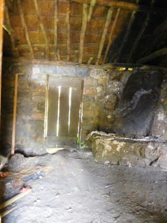 Cottage interior view