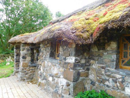 Cottage front
