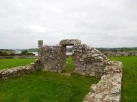 Nendrum Church ruins