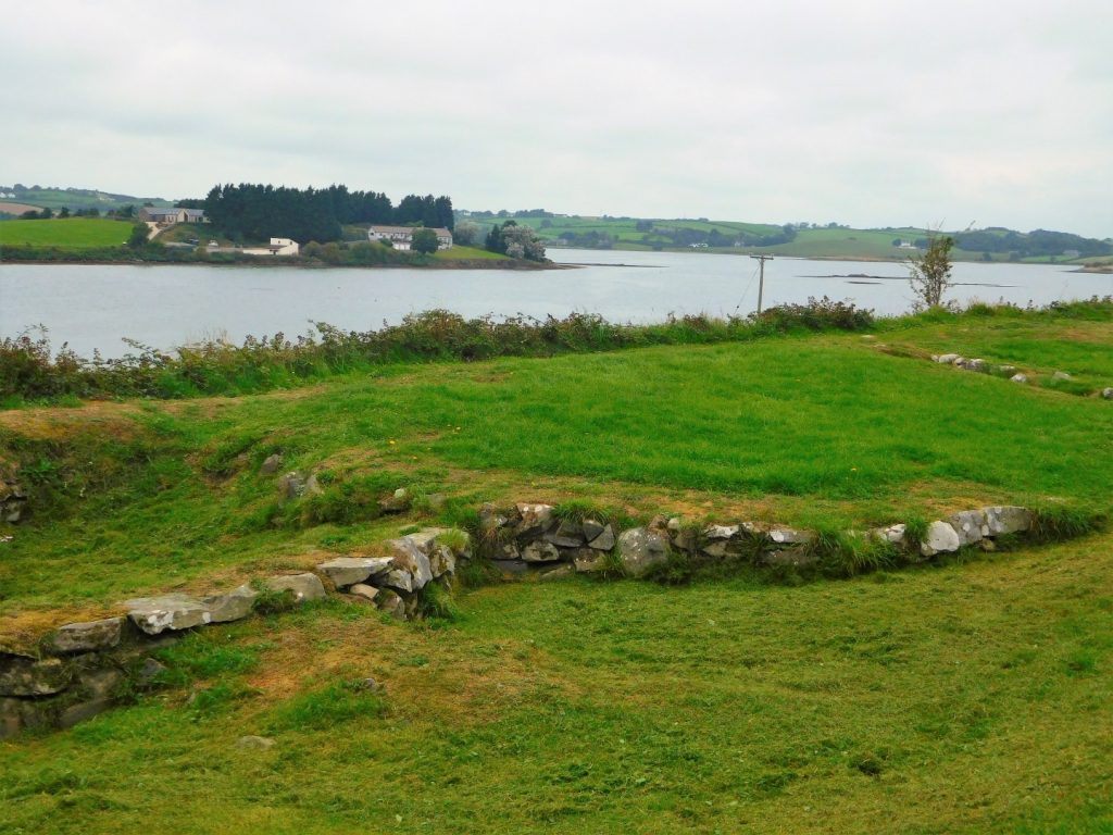 View over Strangford Lough
