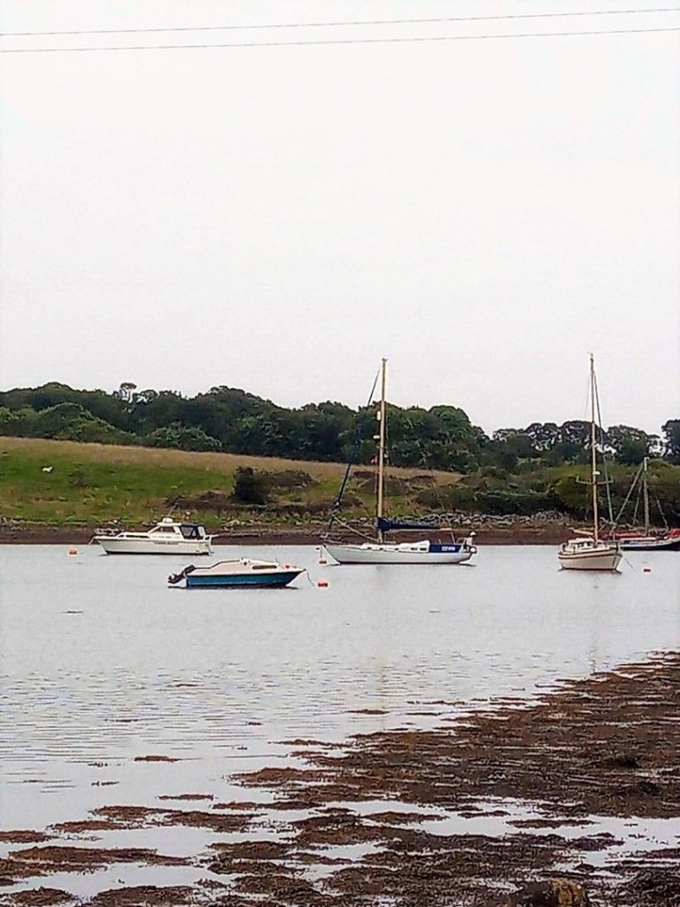 Boats on the Lough