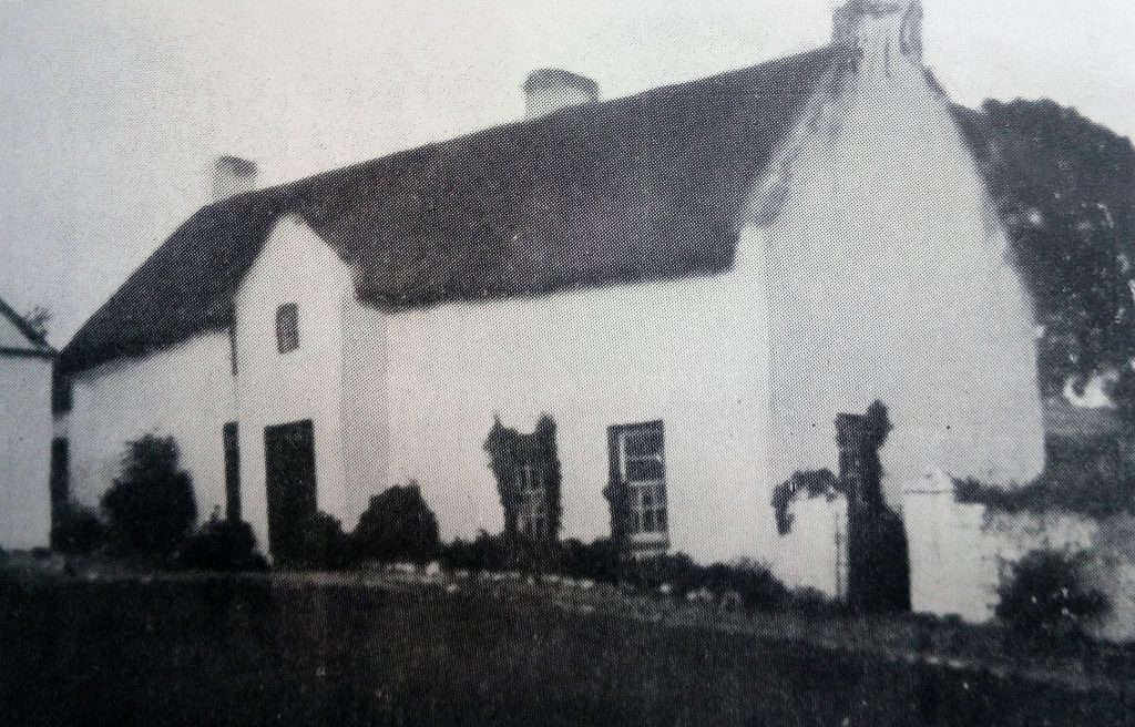Knowehead House - Front View