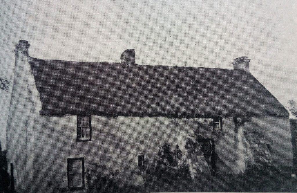 Knowehead House - Rear View