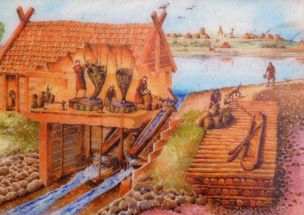 Nendrum Tide-Mill